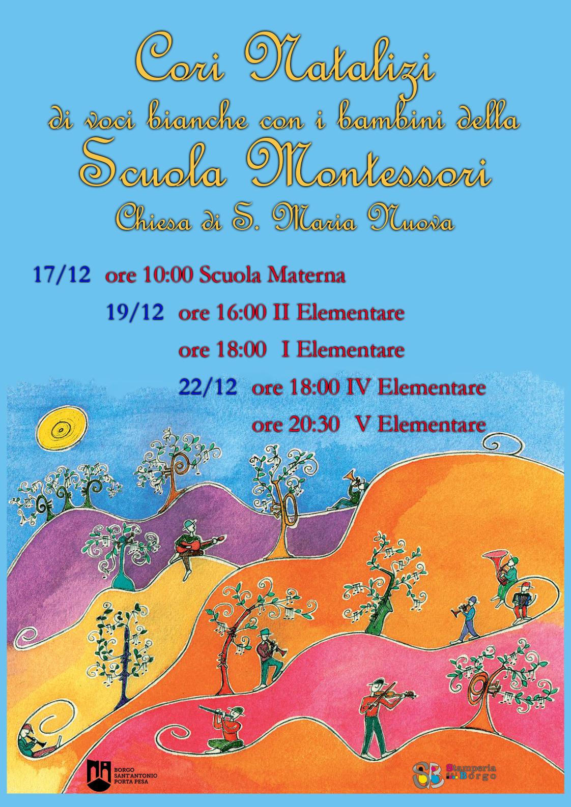Concerti Montessori