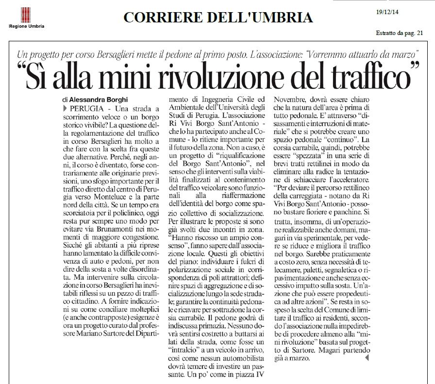 articolo corriere dell'umbria19-12-2014