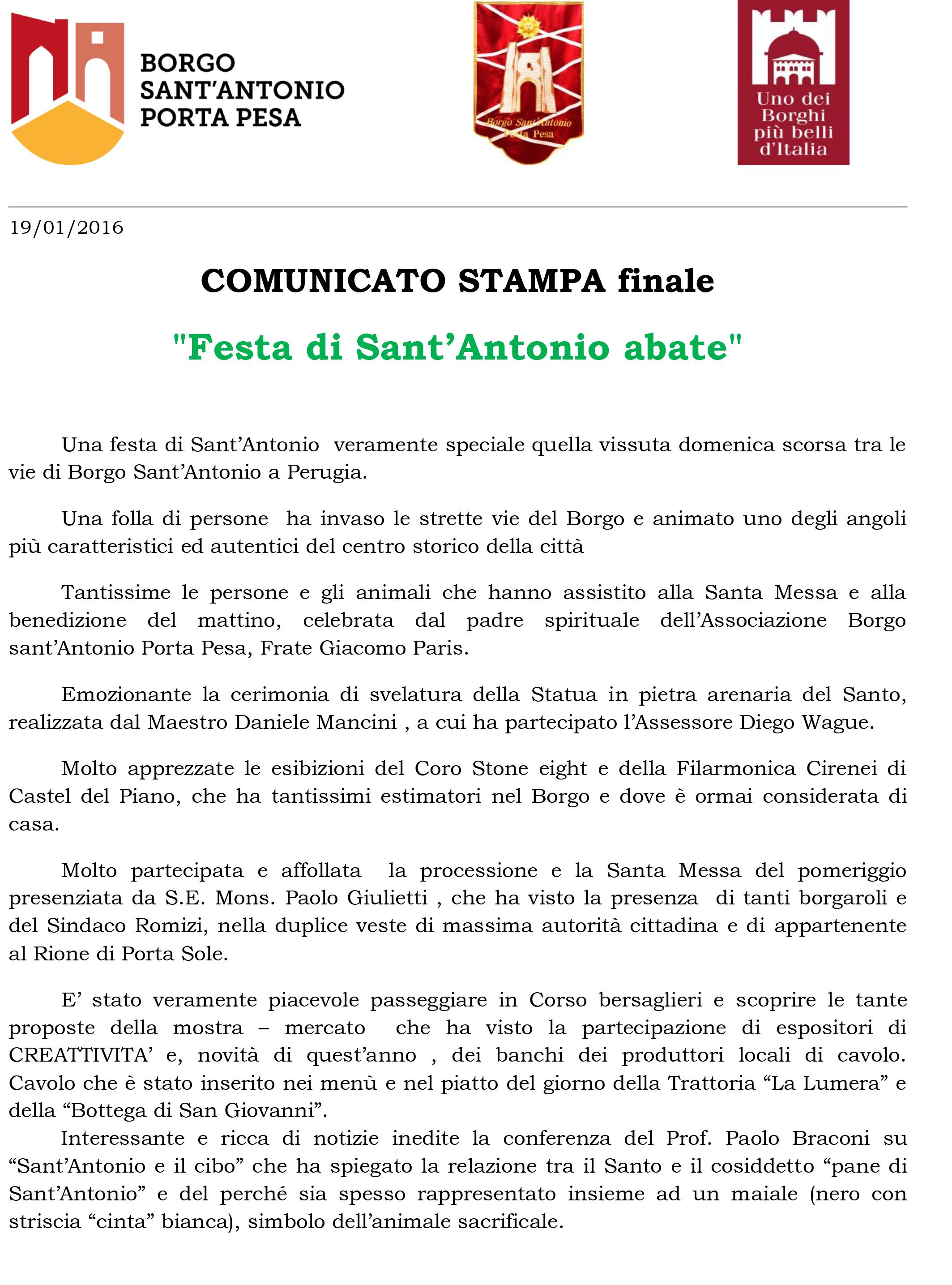 COMUNICATO STAMPA Festa Sant'Antonio finale-1