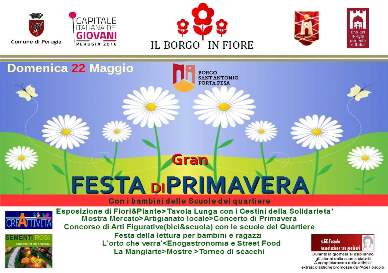Borgo in Fiore Front