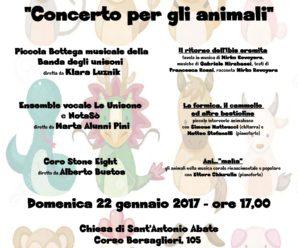 Concerto per gli Animali