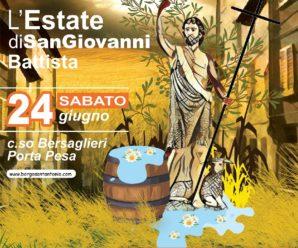 Erbe e fiori al Borgo – L'Estate di San Giovanni
